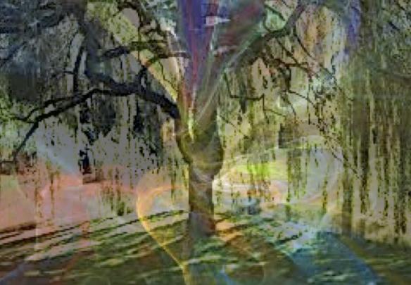 Aperture into faerie realm